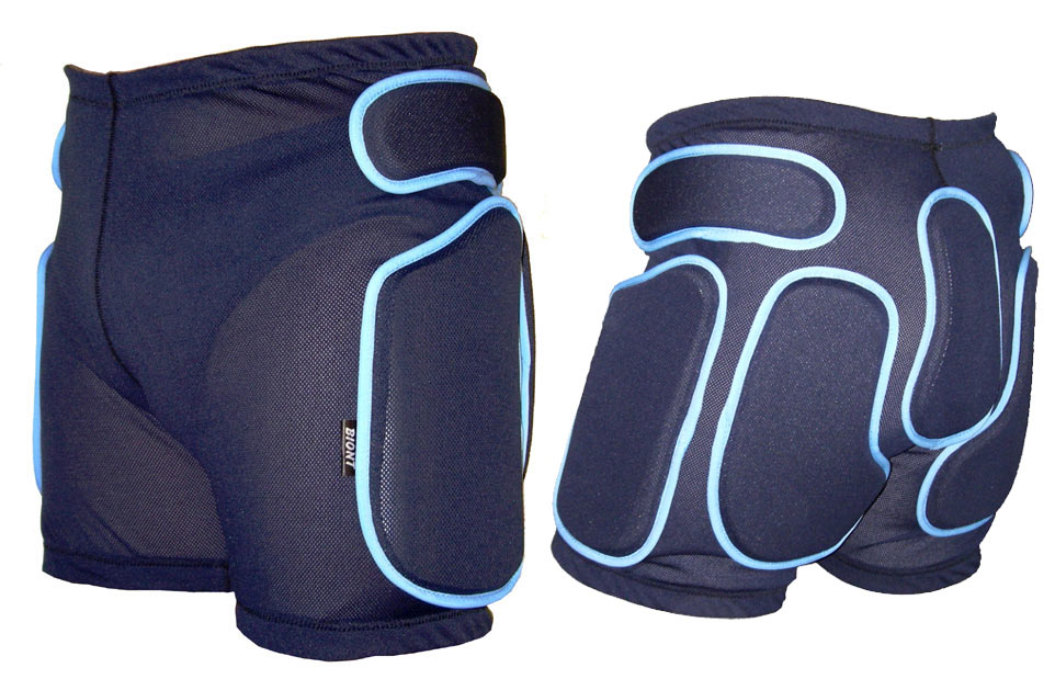 Защитные шорты своими руками